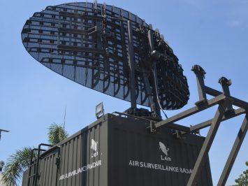 2D Air Surveillance Radar