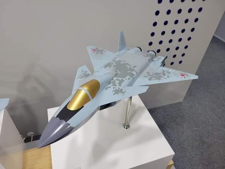 Rancangan jet tempur MiG terbaru