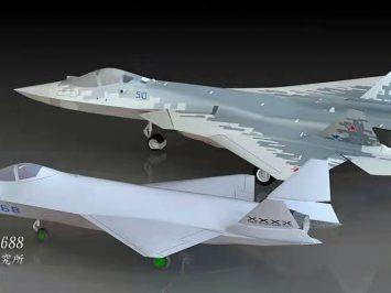 Su-57 dan Checkmate