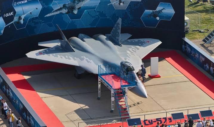 Su-57E
