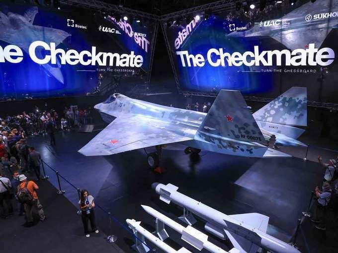 Sukhoi Checkmate