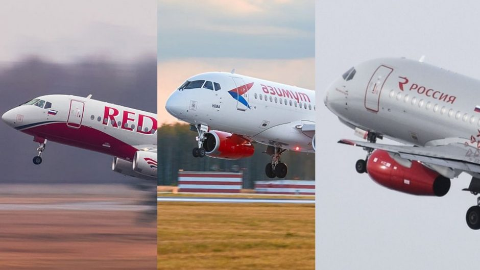 Terpesan 58 unit di MAKS-2021, Sukhoi Superjet masih jago kandang