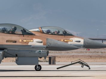 Top Aces F-16