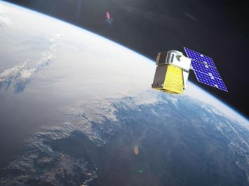 YAM-2 satellite in-Space