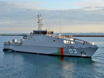 Vanuatu terima kapal patroli kelas Guardian dari Australia