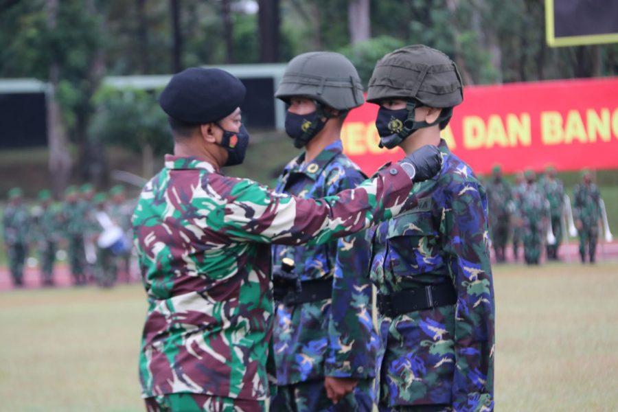 Danjen Akademi TNI Marsdya TNI Andyawan Martono Putra membuka Pendidikan Integratif Akademi TNI-Polri 2021