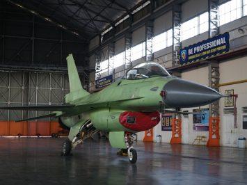 F-16 Valcon Star-eMLU TNI AU