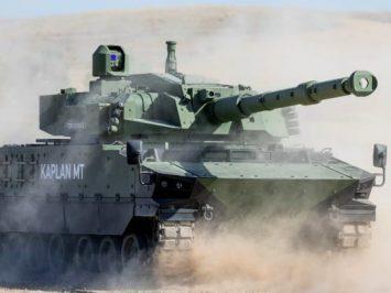Kaplan medium tank