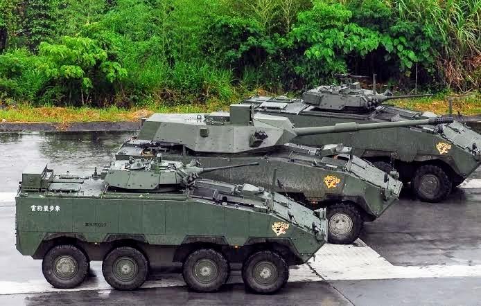 Panser Kanon 105 Yunpao