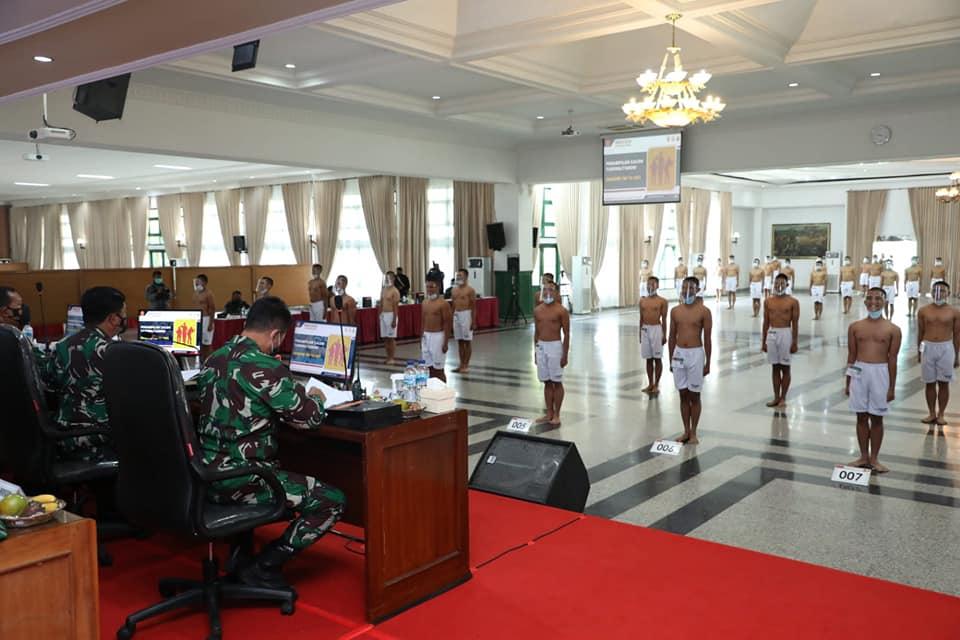 Pantukhir Akademi TNI_2021
