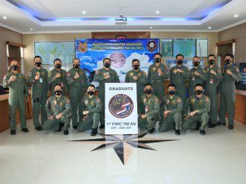 Penutupan FWIC TNI AU di Lanud Iswahjudi pada 3 Agustus 2021