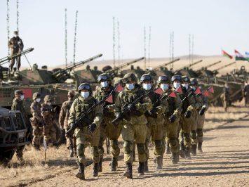 SCO member states hold counter-terrorism exercise in Orenburg Region, Russia