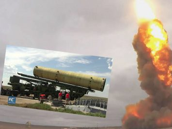 Rudal antirudal terbaru Rusia