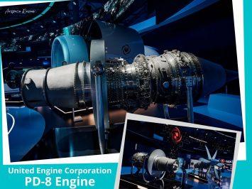 United Engine Corporation PD-8