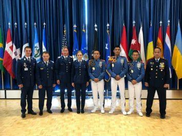 Karbol AAU hadiri USAFA International Week 2021