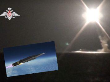 Tsirkon Missile