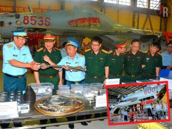 Pabrik A32 Vietnam